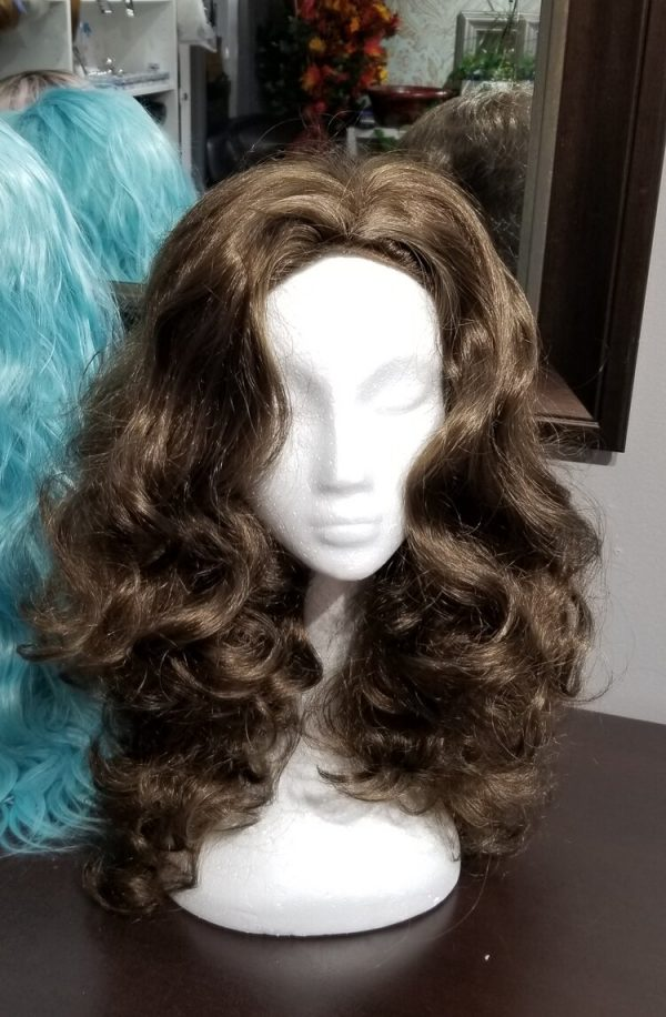 Synthetic Wig Cassie
