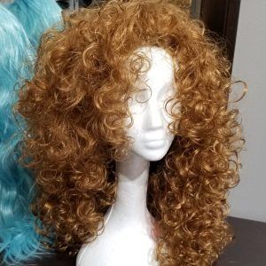 Synthetic Wig Lioness