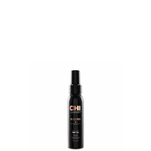 Black Seed Dry Oil