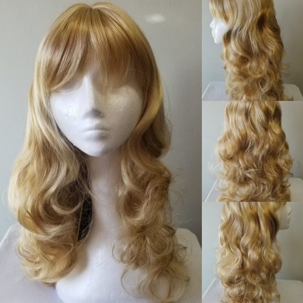Synthetic Wig Carlotta