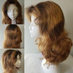 Synthetic Wig Tawny 1310Y