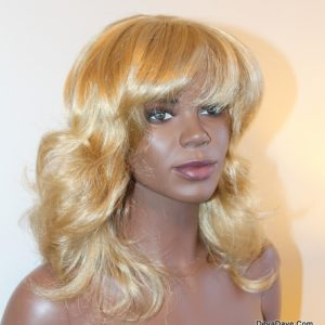 Synthetic Wig Shania
