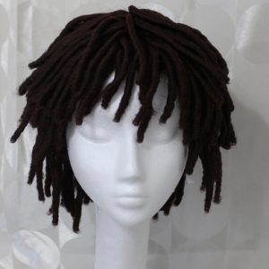 Synthetic Wig Short Dreadlock