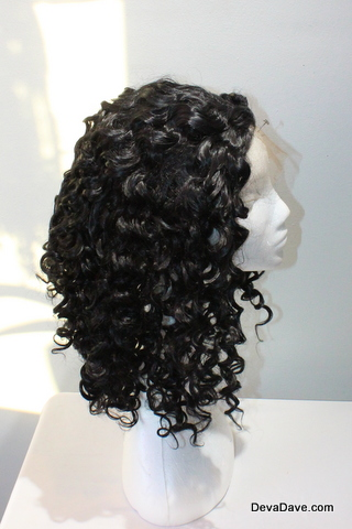 Lacefront Wig