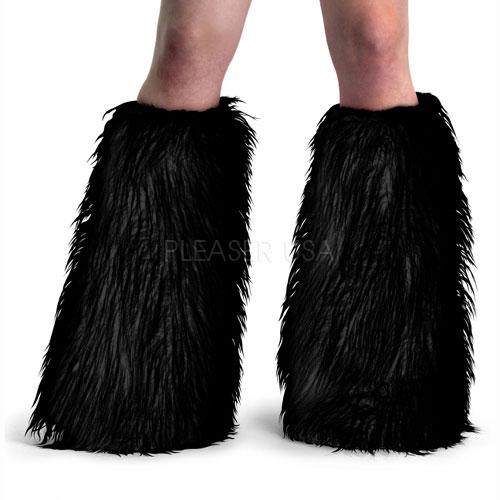 Black Yeti Boot Covers